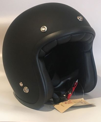 CASCO TIPO YAM MATT BLACK